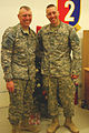 Father and Son enjoy holidays together - in Iraq DVIDS236293.jpg