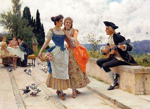 Federico Andreotti - The Serenade