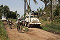 Female combat troops of South African Contingent in MONUSCO on robust foot and moblile patrols 45.jpg
