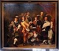 Ferdinand bol, il concilio della milizia i gouda sotto il comando del colonnello govert suijs, 1653, 01.jpg