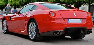 Ferrari 599 - Ferrari 599 GTB Fiorano