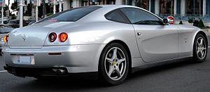 Ferrari 612 Scaglietti - 612 Scaglietti (Monaco)
