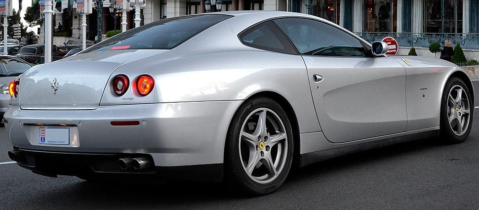 Ferrari 612 Scaglietti - Flickr - Alexandre Prévot (15) (cropped)