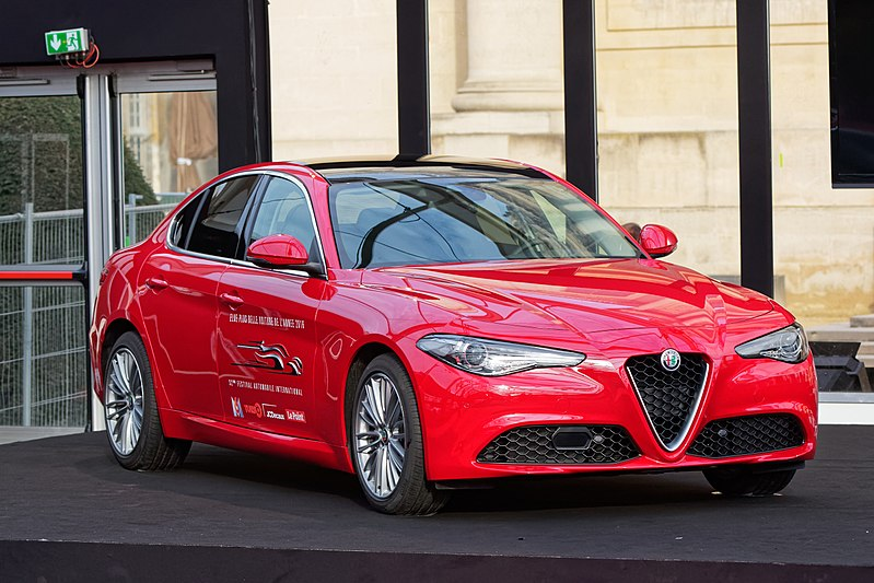 File:Festival automobile international 2017 - Alfa Romeo Giulia - 011.jpg