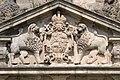 Festung Rosenberg - Festungstor - Rieneck-Wappen außen.jpg