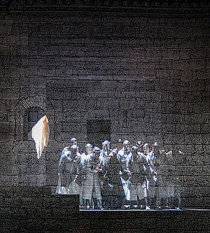 Fierrabras (opera) - Fierrabras at the Salzburg Festival 2014