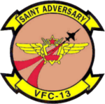 Fighter Squadron Composite 13 (US Navy) insignia c2015.png