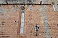 Finestra i farola, església de santa Maria de Sagunt.JPG