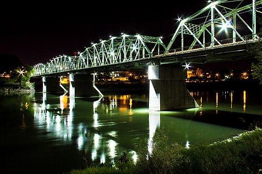 Finley Bridge (Medicine Hat, AB)