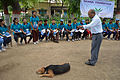 First Aid and Emergency Management Session - Summer Camp - Nisana Foundation - Sibpur BE College Model High School - Howrah 2013-06-08 9163.JPG