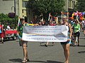 First Congregational Church of Bellingham, WA. in Pride Parade 2014 (14485683057).jpg