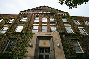 Medill School of Journalism - Medill, Fisk Hall at Northwestern