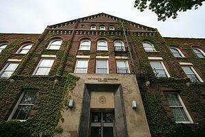 Medill School of Journalism - Medill, Fisk Hall at Northwestern