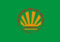 Flag of Kaindy Panfilov.png