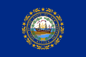 Bendera New Hampshire