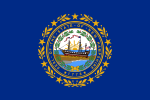 Flag of New Hampshire (November 30, 1931)