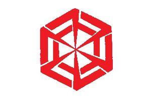 Suzaka, Nagano - Image: Flag of Suzaka Nagano