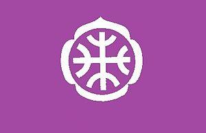 Tatebayashi, Gunma - Image: Flag of Tatebayashi Gunma