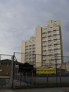 Stockwell Human settlement in England
