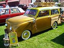 Studebaker dump bottom wagon
