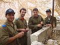Flickr - Israel Defense Forces - Sar-El Volunteers at Lebanon Border (2).jpg