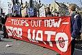 Flickr - NewsPhoto! - NATO protest Strasbourg 4-4-09 (34).jpg