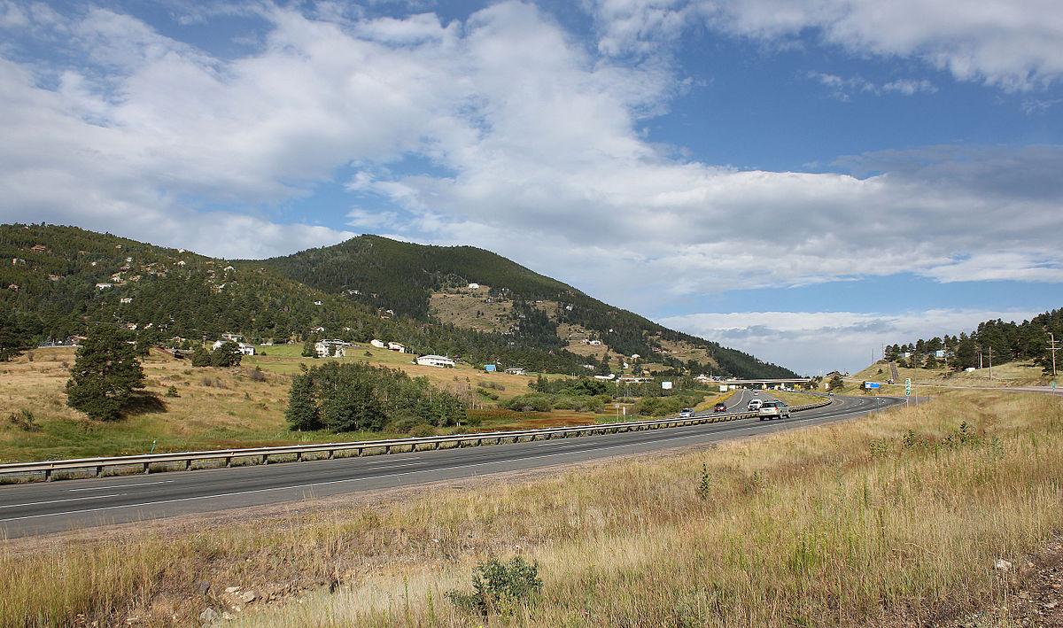 floyd hill  colorado