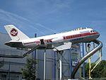 Flugzeug VfW 614 Cimber Technik Museum Speyer Deutschland.jpg