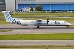 Flybe, G-ECOF, Bombardier Dash 8 Q400 (27860426053).jpg