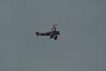 Fokker Dr.I Manfred Richthofen Flyby 01 ThruDirtyWindow Dawn Patrol NMUSAF 26Sept09 (14619987403).jpg
