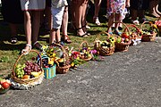 Food baskets for blessing on Spas holiday.jpg
