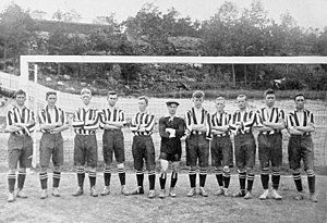 Norway at the 1912 Summer Olympics - Norway's football squad