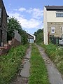 Footpath - York Avenue - geograph.org.uk - 1432858.jpg