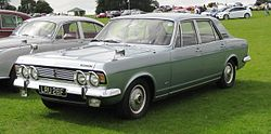 Ford Executive Mk IV