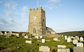 Forrabury and Minster Civil parish on the north coast of Cornwall, England