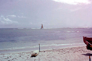 Fort DeRussy Military Reservation - Fort DeRussy Beach, 1959
