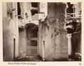 Fotografi av Roma. Palatino. Ponte di Caligola - Hallwylska museet - 104720.tif