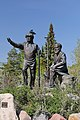 Founders - John Lake and Chief Whitecap, Saskatoon (505731) (26159843925).jpg