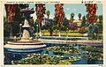 Fountain in Beverly Gardens, Beverly Hills, California (60145).jpg