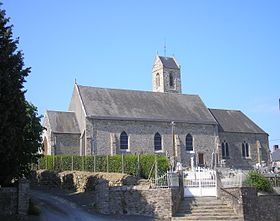 FranceNormandieLeLoreyEglise.jpg