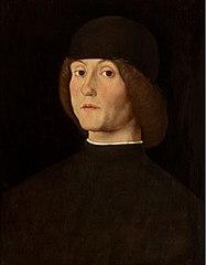 Portrait of Pietro Cenni