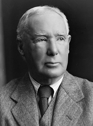 Minister of Foreign Affairs (New Zealand) - Image: Francis Bell