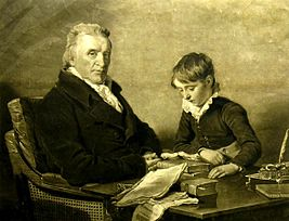 Francis Noel Clarke Mundy and grandson.jpg