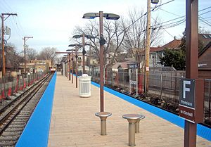 Francisco station - Image: Francisco station