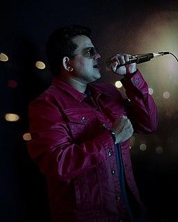 Franco Simon Indian singer