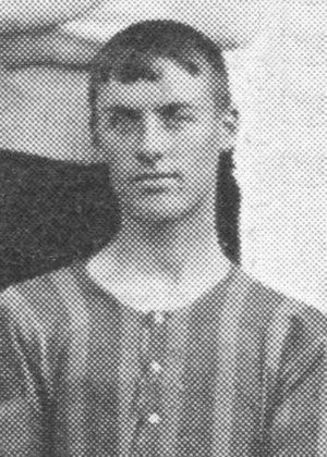 Frank Oliver (footballer) - Oliver while with Brentford in 1904