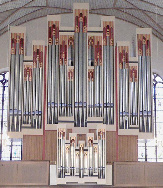 File:Frankfurt Katharinenkirche Orgelprospekt 1990.jpg