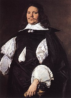 painting by Frans Hals in the Frick Collection
