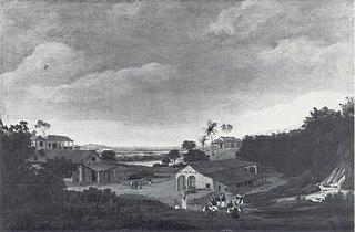 Sugar Mill (Sugar Plantation)