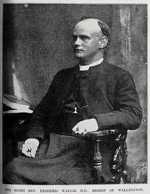 Frederic Wallis - Frederic Wallis, Bishop of Wellington, 1908
